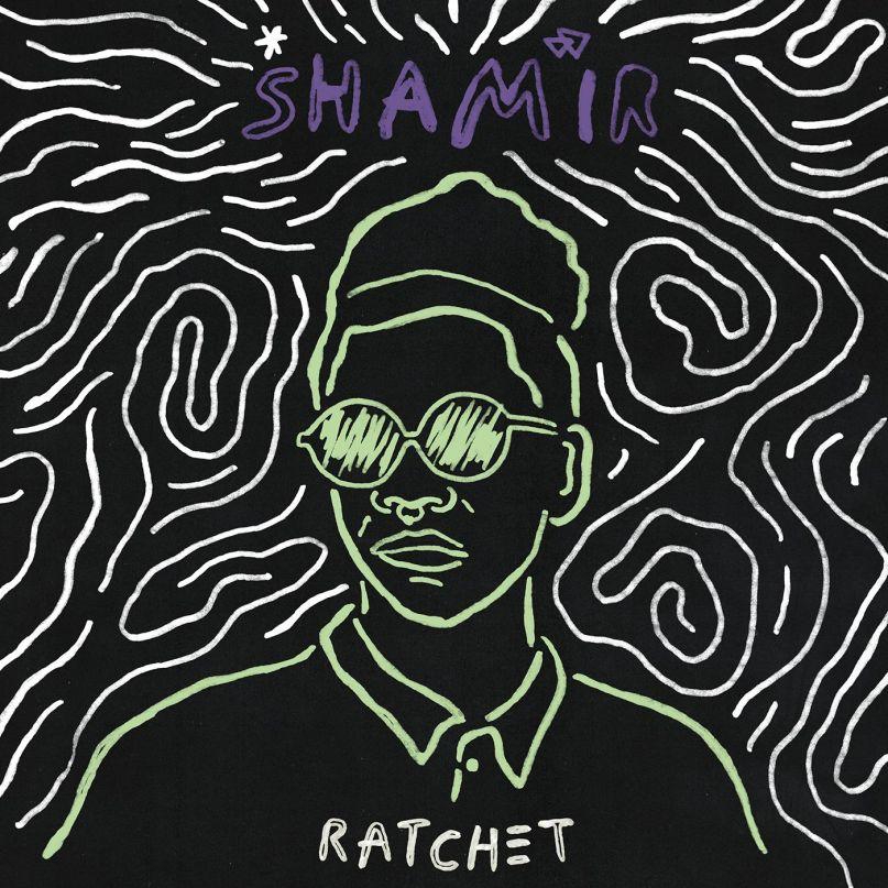 Shamir - Ratchet album - XL