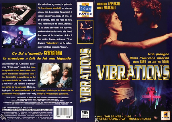 vibrations vhs france Dumpster Diving: Vibrations