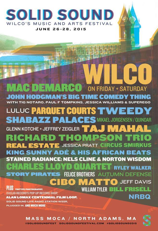 wilco solid sound