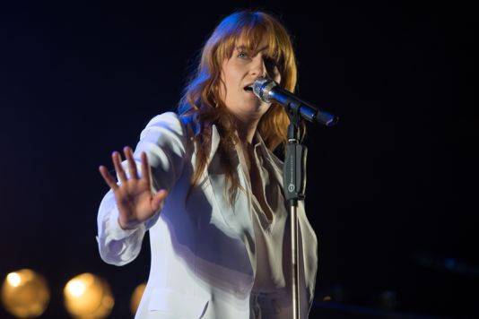 Florence + the Machine // Photo by Philip Cosores