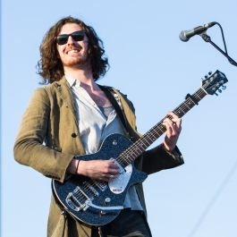 Hozier // Photo by Philip Cosores