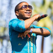 Lil B // Photo by Philip Cosores