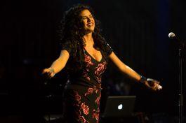 Rebekah Del Rio // Photo by Philip Cosores