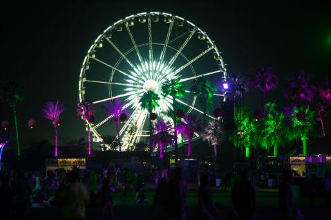 Coachella // Photo by Philip Cosores