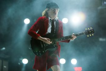 AC/DC // Photo by Philip Cosores