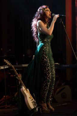 Chrysta Bell // Photo by Philip Cosores