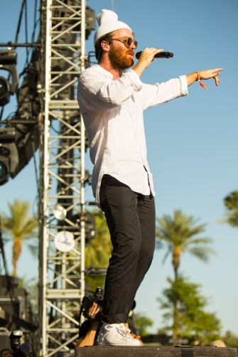 Chet Faker // Photo by Philip Cosores