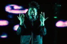 The Weeknd // Photo by Philip Cosores