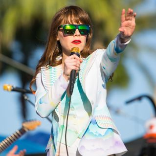 Jenny Lewis // Photo by Philip Cosores