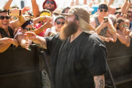 Action Bronson // Photo by Philip Cosores