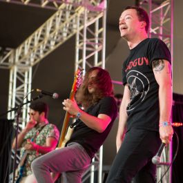 Touche Amore // Photo by Philip Cosores