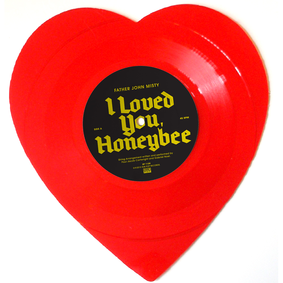 Father John Misty - I Love You Honeybear Record Store Day