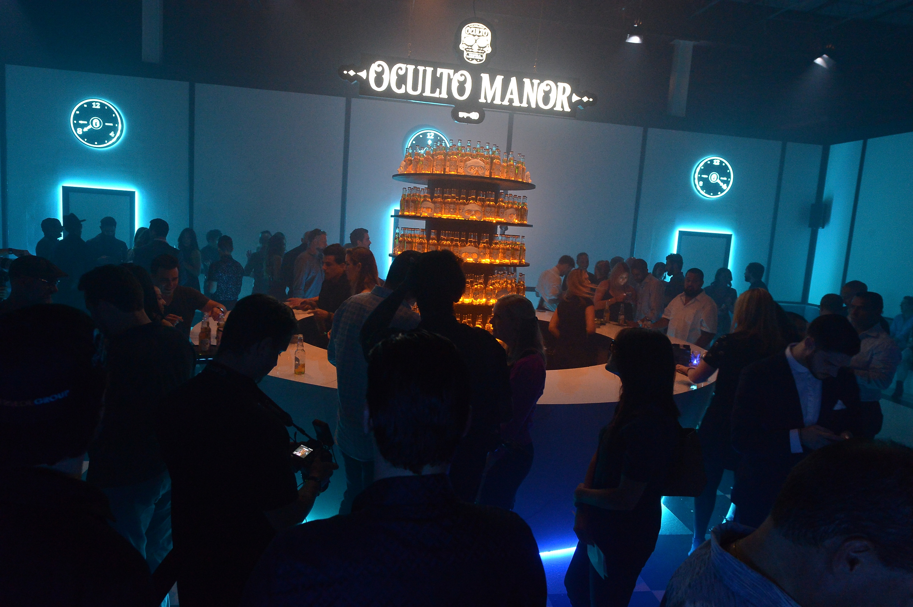 Oculto Manor Launches Exclusively In Miami
