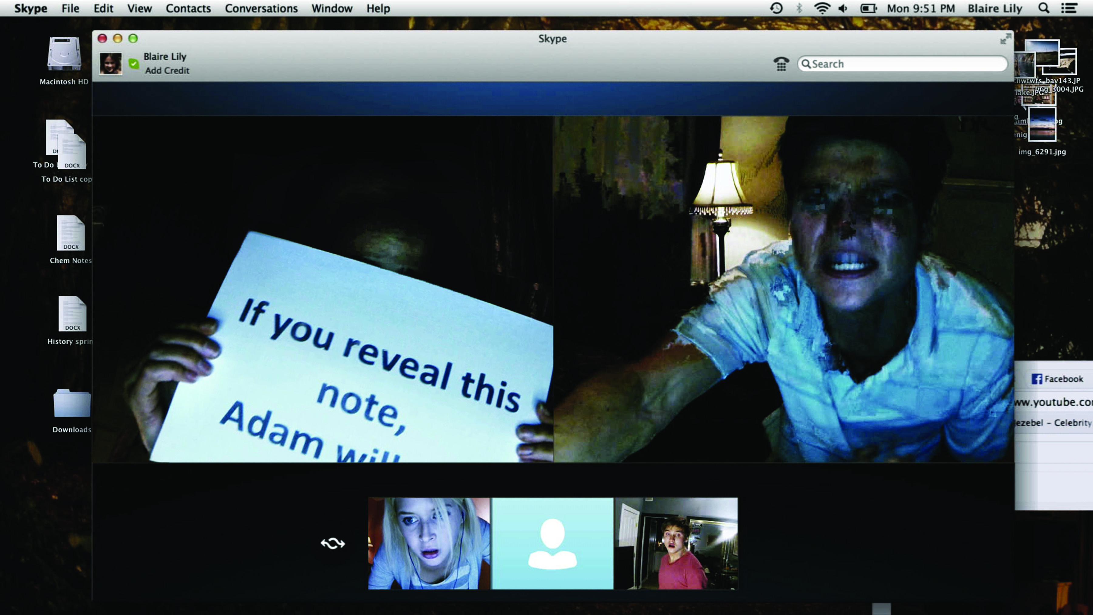 Film Title: Unfriended