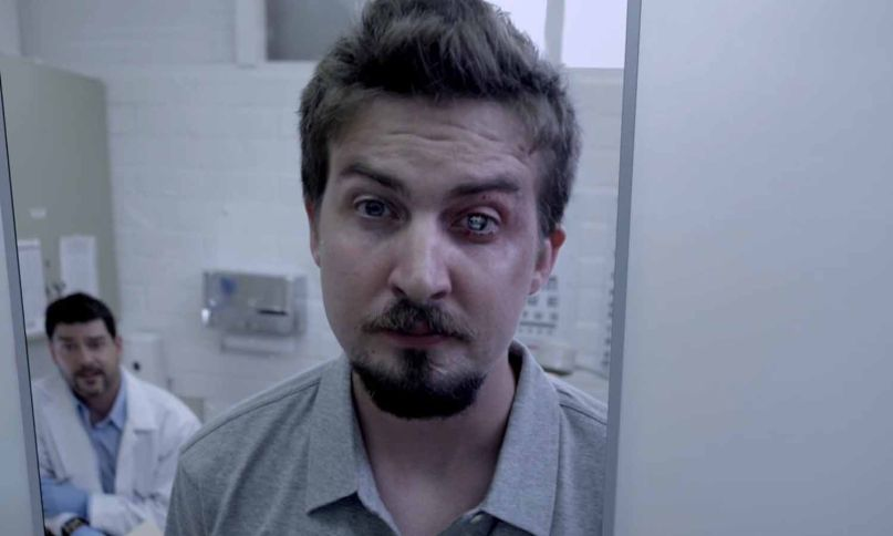 Director Adam Wingard sure looks like he wants that