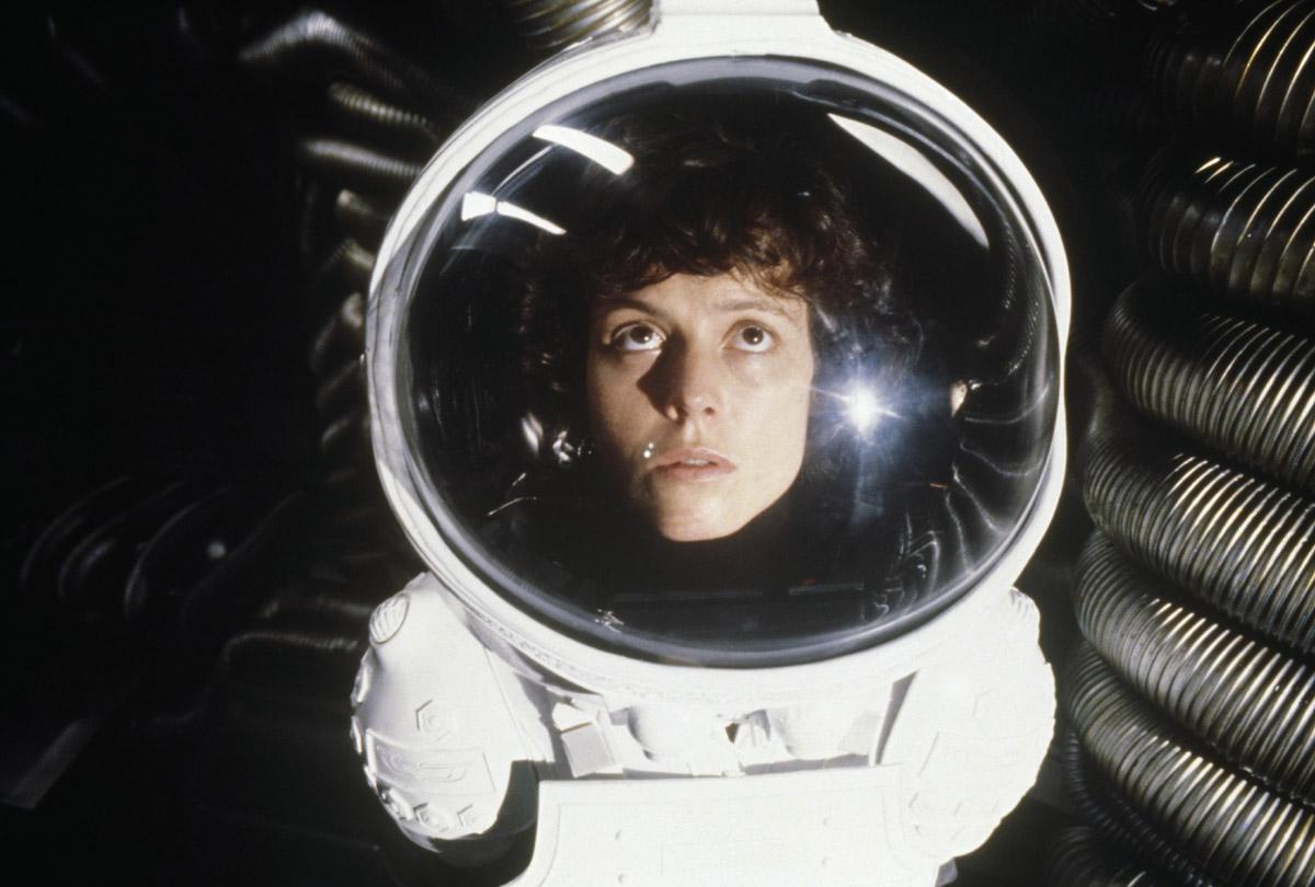 Sigourney Weaver, Alien