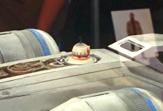 bb 8 Star Wars Celebration 2015: A Report