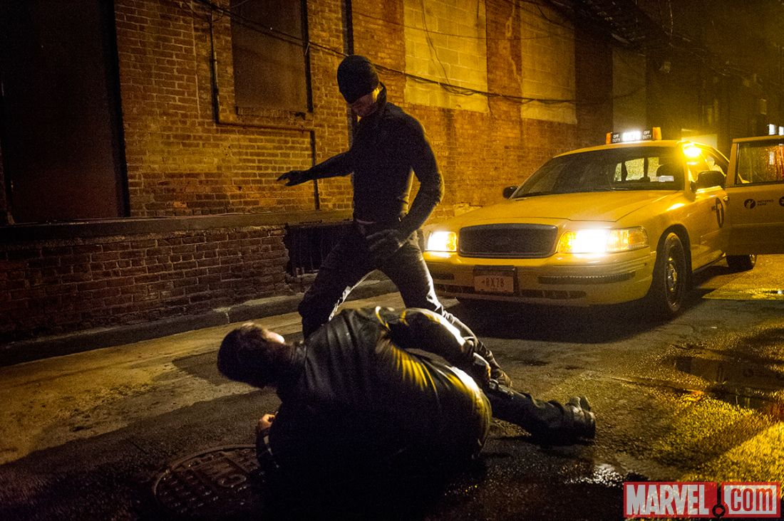 daredevil 2015 Remake This! The Punisher