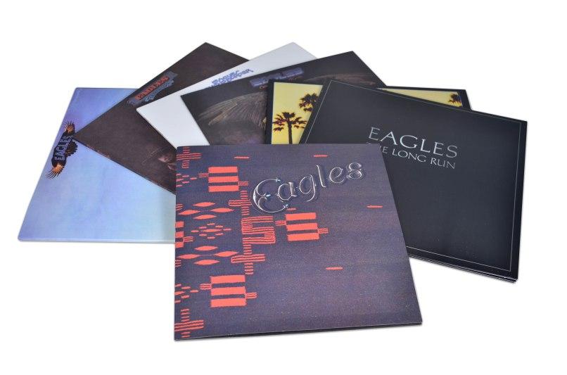 Eagles_Albums_Booklet