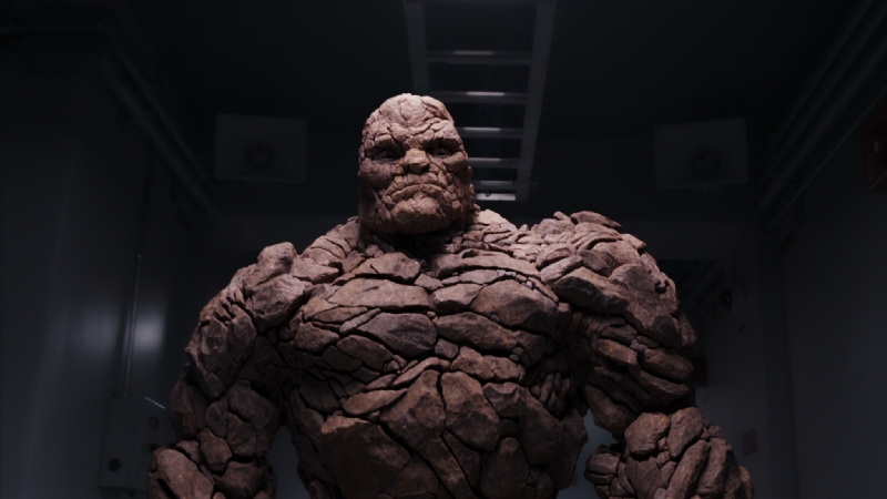fantastic four 2 Heres your first official look at Jamie Bell as The Thing