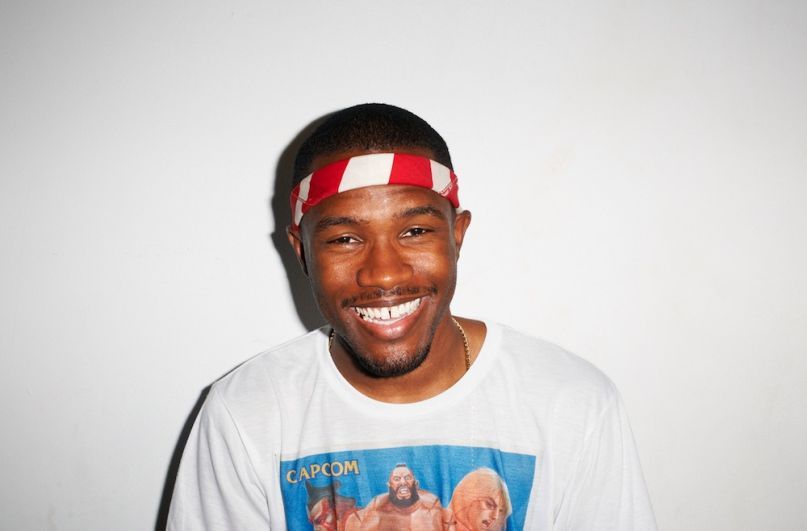 Frank Ocean Boys Don't Cry July new album