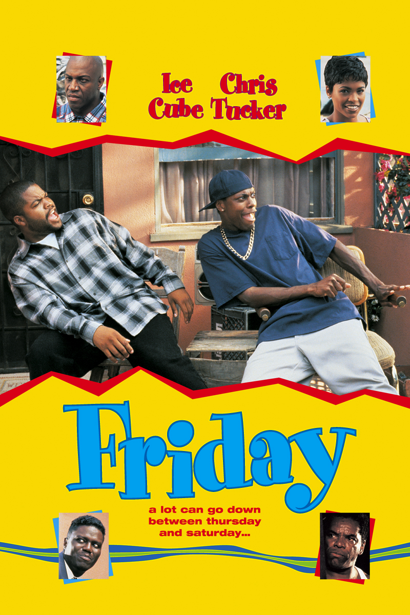Ice Cube Friday