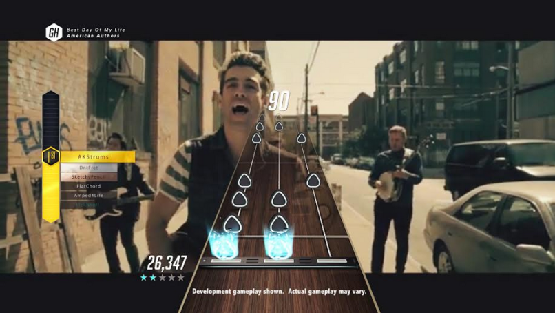 guitar hero tv