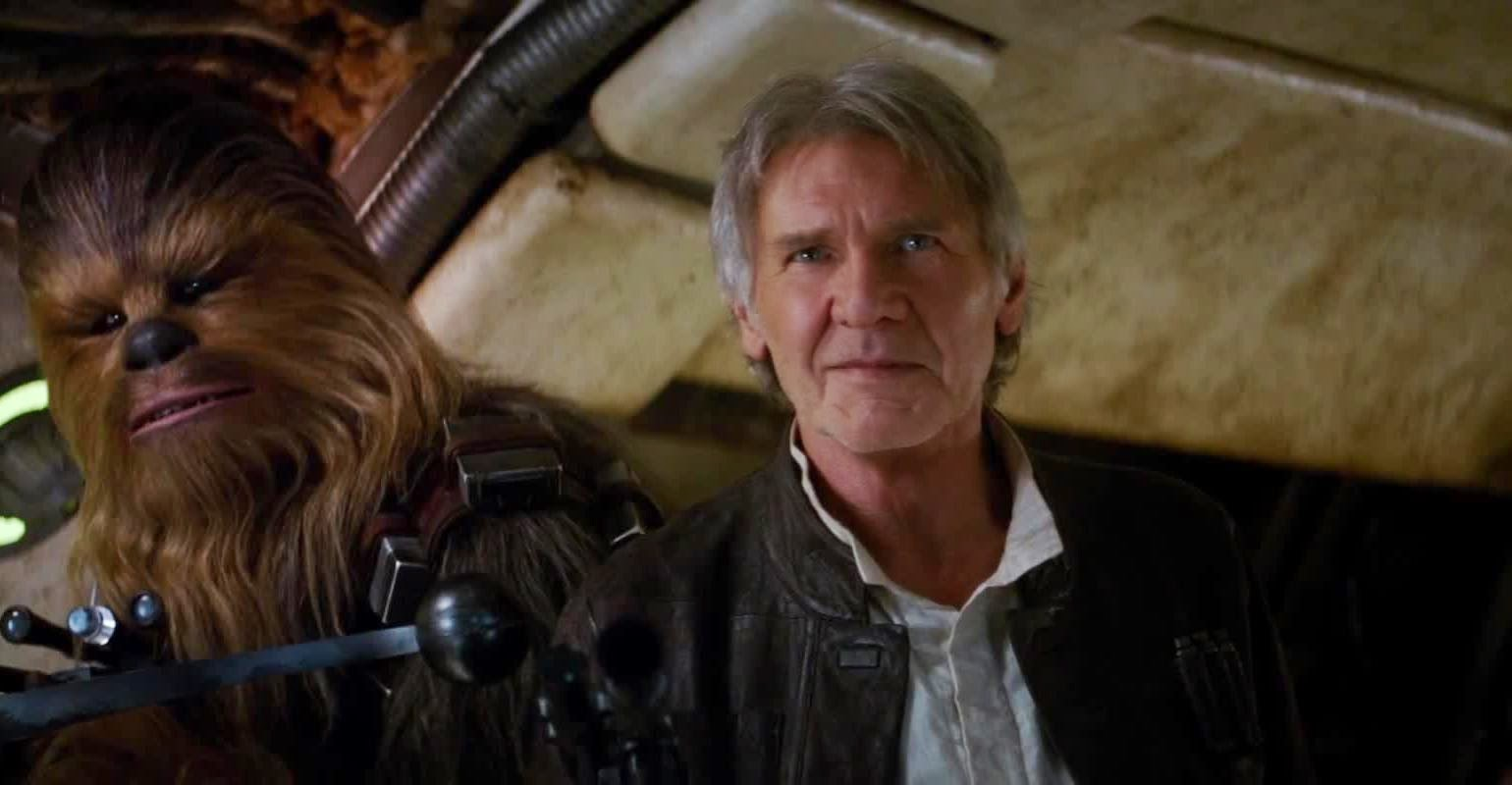 han solo Star Wars Celebration 2015: A Report