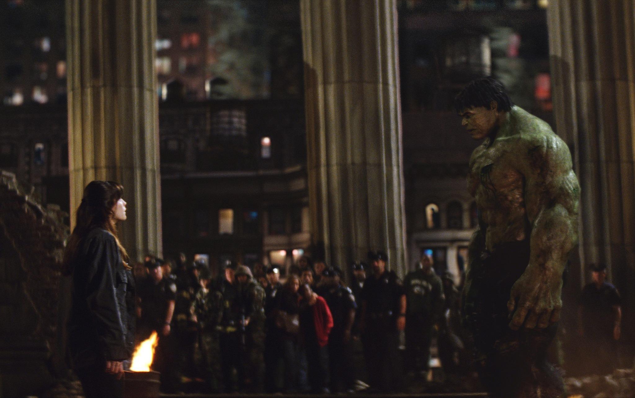 incredible hulk tyler Whos The Hulk? Eric Bana vs. Edward Norton vs. Mark Ruffalo