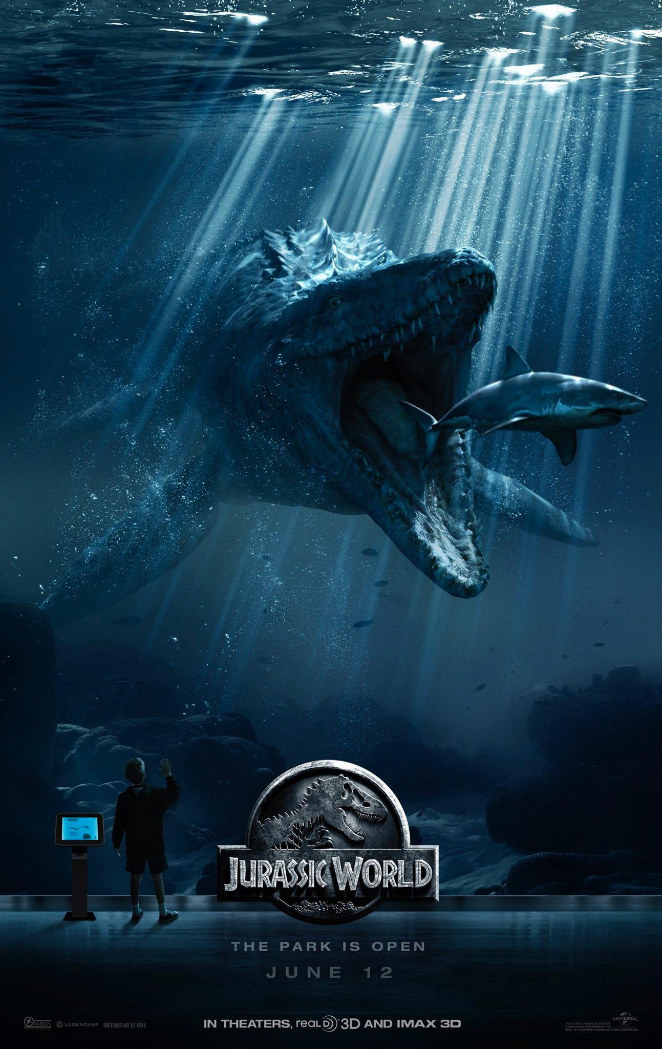 jurassicworldposter2 The Jurassic Park Franchise: What the Hell Happened?