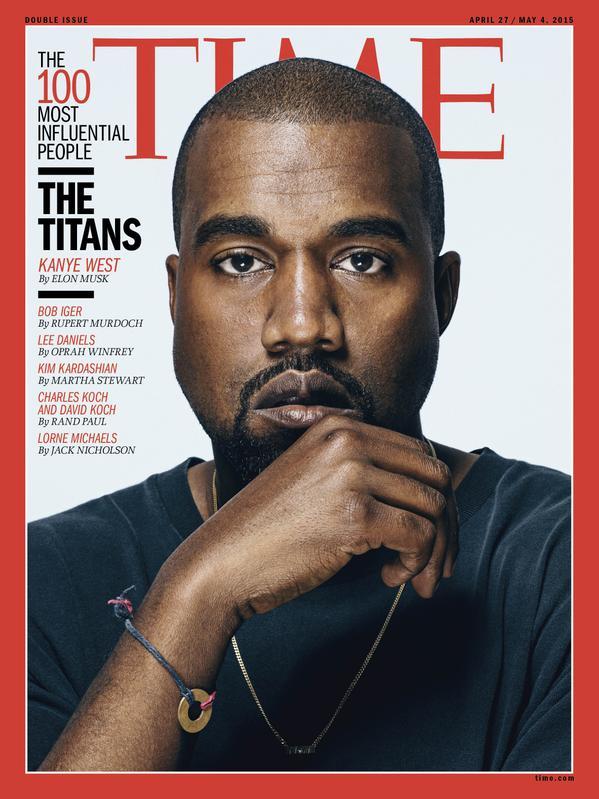 kanye time magazine