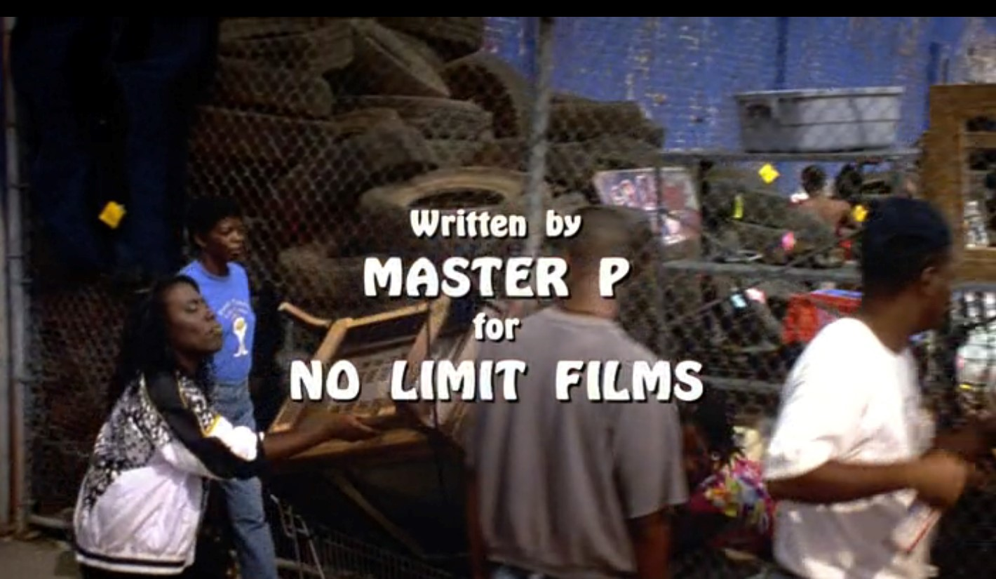 Master P written by
