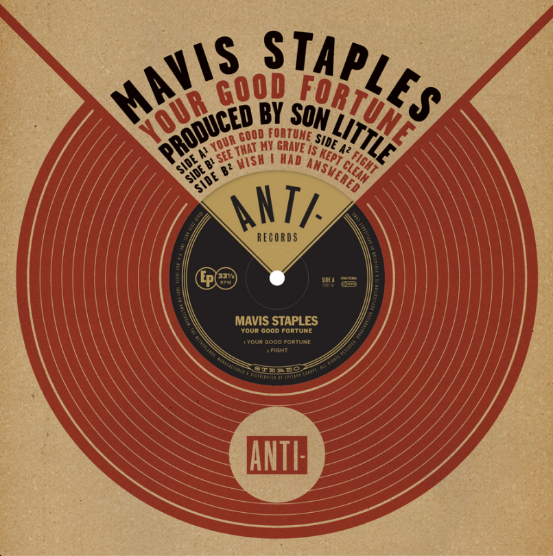 mavis staples vinyl