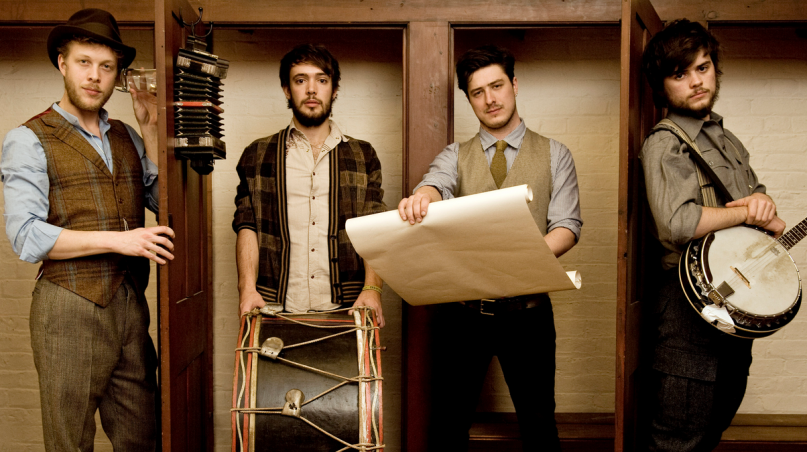 mumford and sons - photo #23