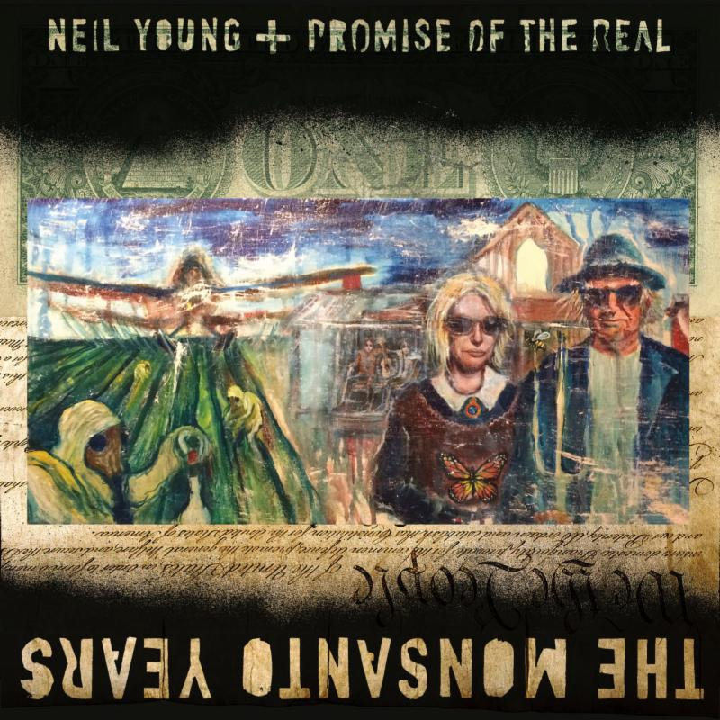 Neil Young new album The Monsanto Years