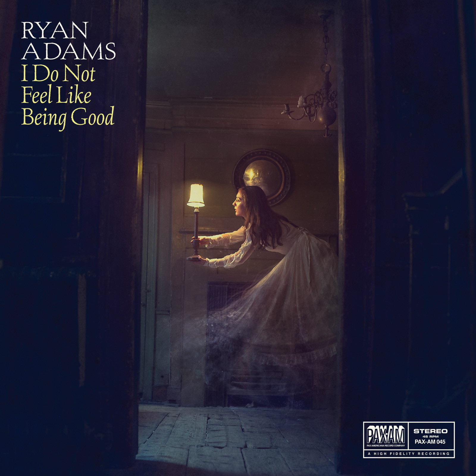 Ryan Adams - I Do Not Feel Like Being Good