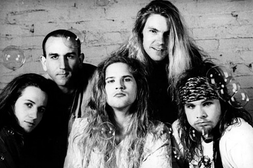 Pearl Jam Mother Love Bone