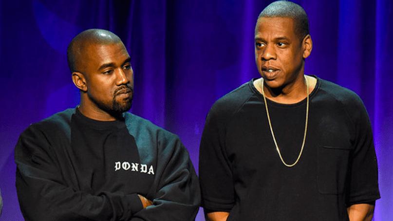 Kanye Jay Z