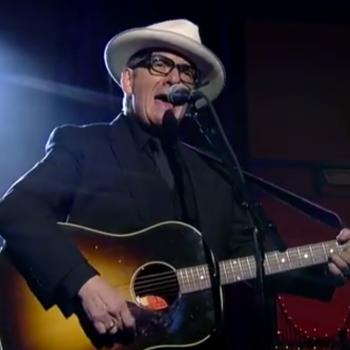 Elvis Costello Letterman