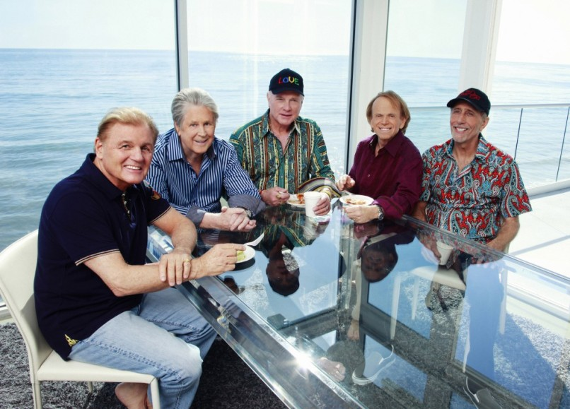 Beach Boys Table 01