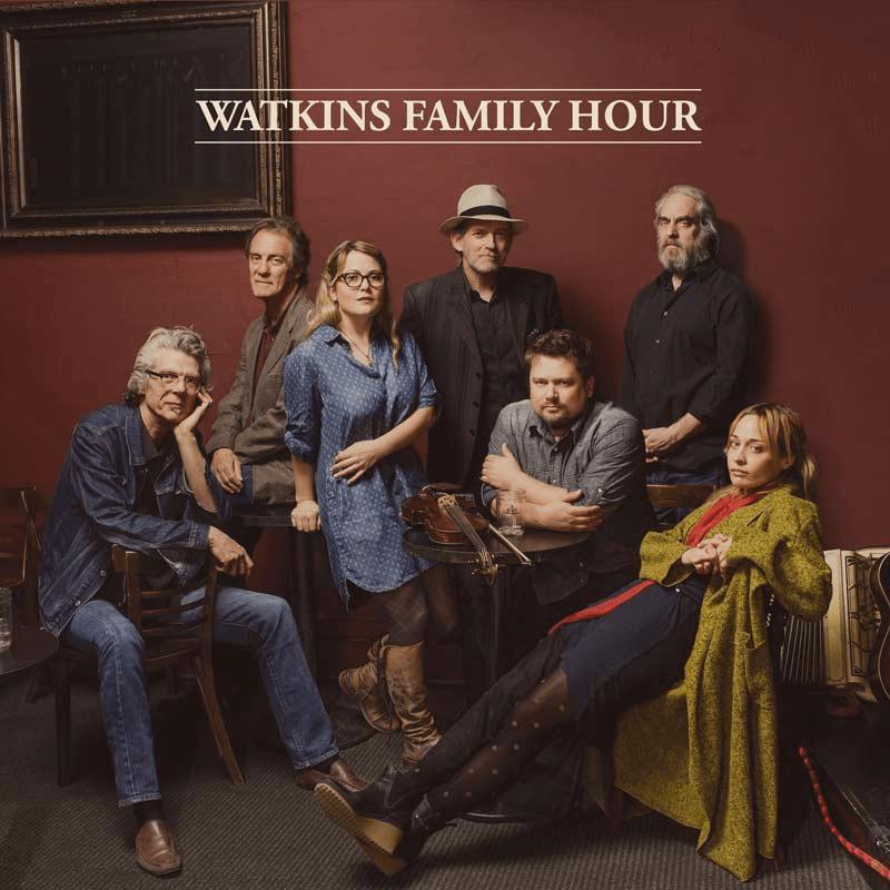 watkins family hour fiona apple self titled album new album