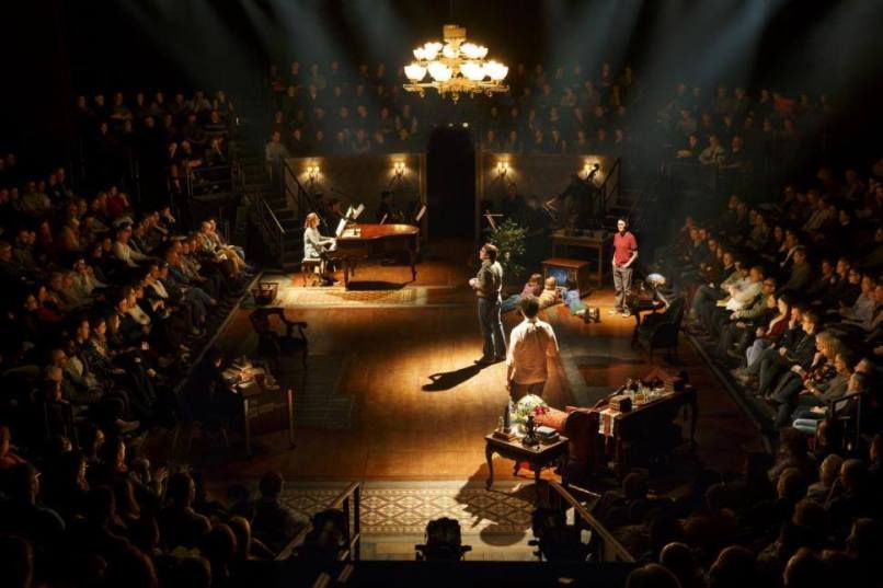 11088811 394622740709995 8354882155875980502 o Fun Home: The Oral History of an Undersized Broadway Orchestra in an Underdog Broadway Musical
