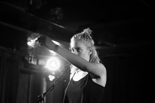 Torres // Photo by Anna Erickson