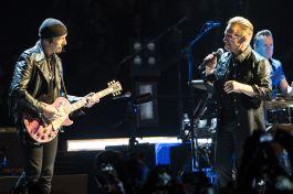U2 // Photo by Philip Cosores