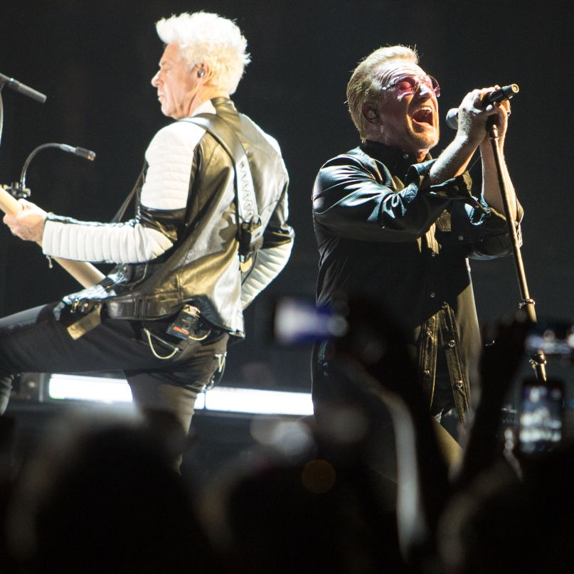 Live Review: U2 at Los Angeles' Forum (5/26)