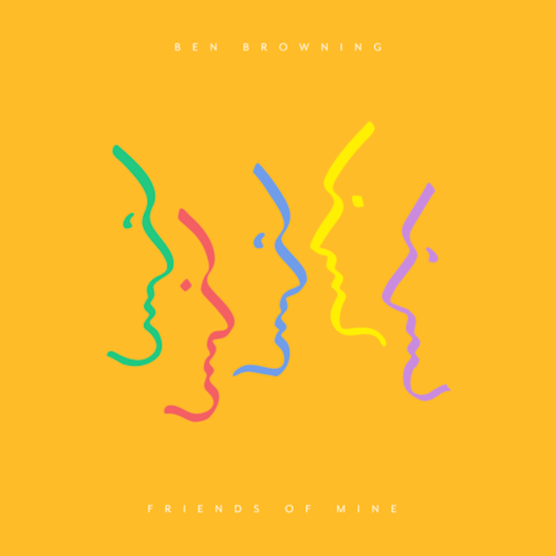 Cut Copy Ben Browning Be Friends of Mine