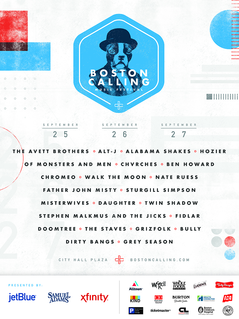 bc6 Boston Calling reveals lineup for fall 2015 festival