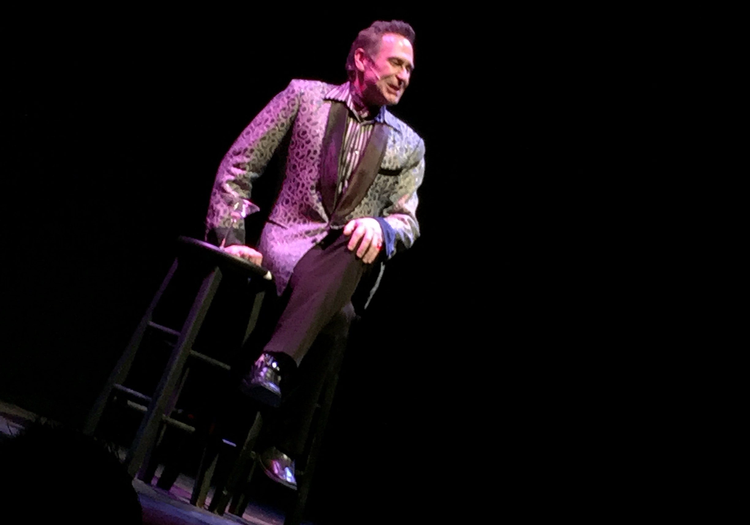 buddy cole1 e1431702643907 Live Review: The Kids in the Hall at Chicagos Vic Theatre (5/14)