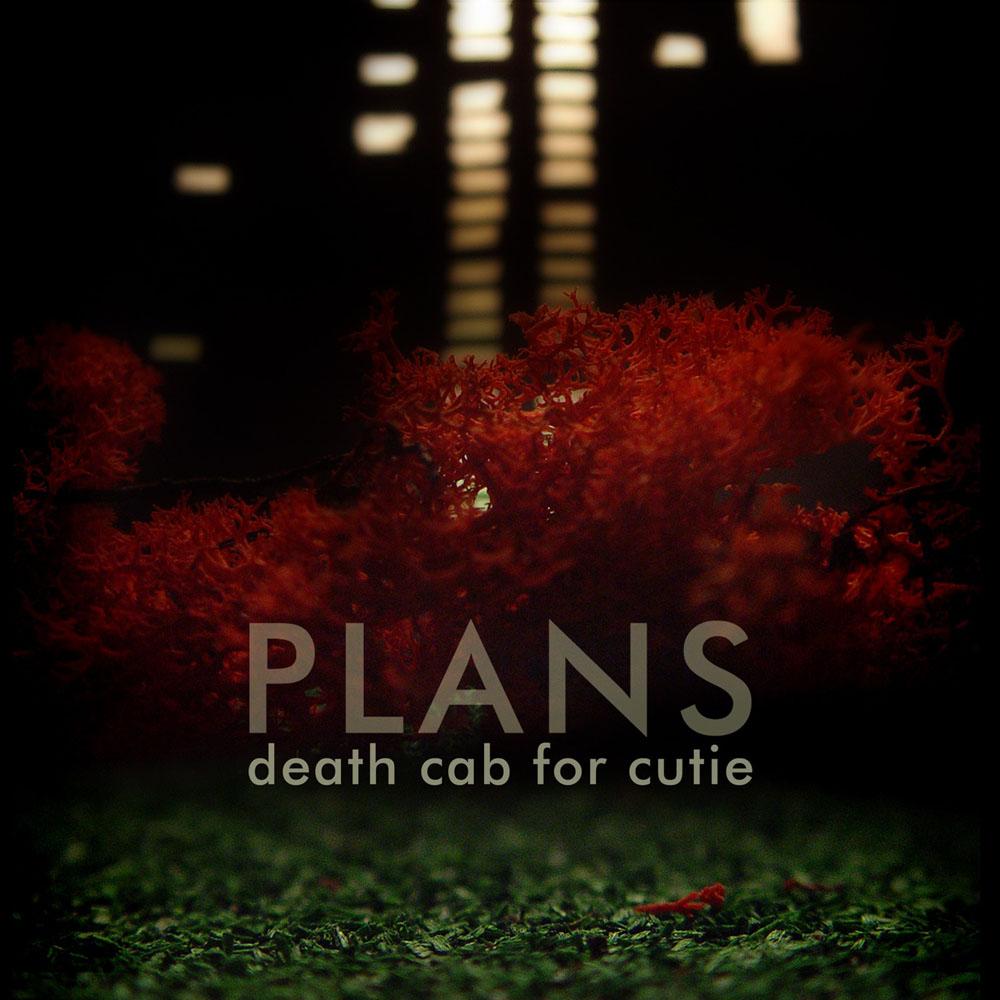 Death Cab for Cutie Plans