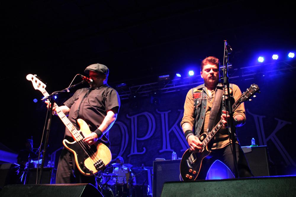 Dropkick Murphys // Photo by Killian Young